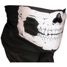 3f8a71aacde Nákrčník obličejová maska lebka