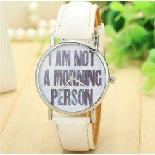 MORNING PERSON grana 00126843