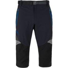 KILPI Pánské 3/4 kalhoty TERRAIN-M EM0043KIDBL Tmavě modrá S