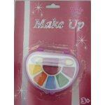 Make up líčení ovál