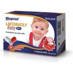 Valosun Biopron Laktobacily Baby BIFIplus 30 tbl.