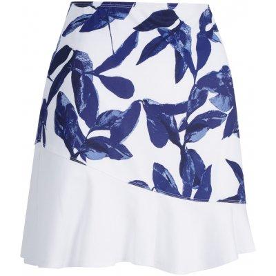 Callaway Soft Focus Floral dásmká sukně bilá