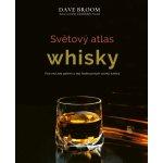 Světový atlas whisky - Více než 200 palíren a 750 hodnocených vzorků whisky - Broom Dave