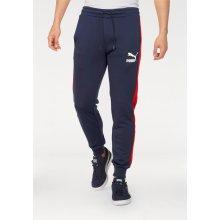 Puma Teplákové kalhoty CLASSICS T7 TRACK pants námořická modrá 435d1020be3
