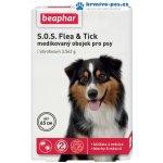 Beaphar S.O.S. antiparazitní obojek pro psy 65 cm
