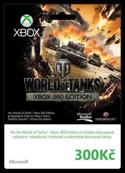 World Of Tanks Prepaid Card Alternativy Heureka Cz