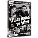 Třicet jedna ve stínu DVD