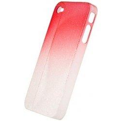 Pouzdro na mobilní telefon Pouzdro GreenGo Raindrop Nokia N8 červené