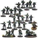 Mantic Deadzone 2nd edition: GCPS Faction Starter