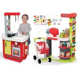 d466b1919 Smoby obchod City Shop a kuchyňka Cherry Special 350211-3 ...