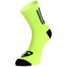 dd209edf821 Represent ponožky SIMPLY LOGO - shock yellow