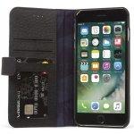 Pouzdro Decoded iPhone 8 PLUS / 7 PLUS / 6S PLUS / 6 PLUS Leather Wallet černé