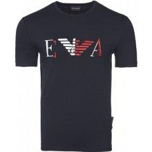 1cc79c2ee7b3 Emporio Armani Pánské tričko 1J00Z dark blue