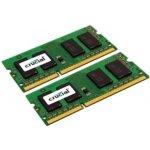 Crucial SODIMM DDR3 16GB KIT 1600MHz CL11 CT2KIT102464BF160B