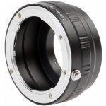 forDSLR adaptér Fujifilm X na objektivy Nikon F