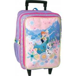 9d8fe9ec13b SunCe batoh na kolečkách DISNEY LEDOVÉ KRÁLOVSTVÍ FROZEN školní batoh