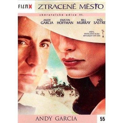 Ztracené město: DVD