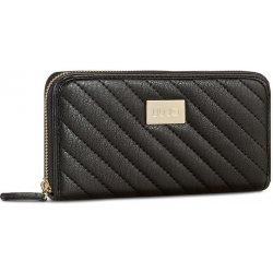 e6121ed16a5 LIU JO Velká dámská peněženka Zip Around Grande IM A66044 E0012 Nero 22222