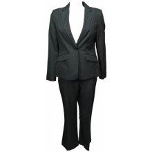 BHS dámský oblek tmavě šedý