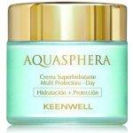 Keenwell AQUASPHERA Moisturizing Day Cream - Hydratační denní krém 80 ml