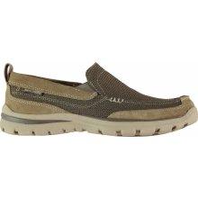 Skechers Superior Milford Shoe pánské Brown