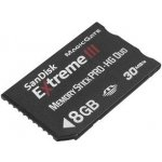SanDisk Memory Stick PRO-HG Duo Extreme III 8GB 90786