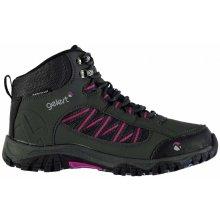 Gelert Horizon Mid Waterproof Walking Boots Charcoal