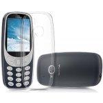 Pouzdro FIXED TPU gelové Nokia 3310 2017 čiré
