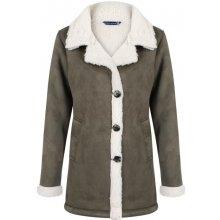 Giorgio Di Mare dámský kabát khaki
