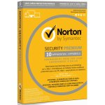 Symantec NORTON SECURITY PREMIUM 3.0 25GB 10 lic. 12 mes. ESD (21358343)