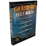 Compass Games Steel Wolves: German Fleet Boats