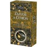 Grešík Zelený čaj zázvor a citron sypaný 70 g