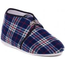 Pánská pantofle textilní bačkora 213010