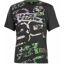 No Fear Core Graph T Shirt Mens Charc/Stencil