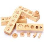 Montessori A020 _1 Mini válečky s úchyty