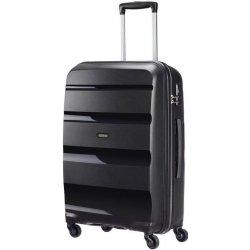 Cestovní zavazadla Samsonite Spinner AT 85A09002 BonAir M 4wheels luggage  black e08b11a019