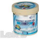Topvet Tatranský bylinný gel chladivý 250 ml