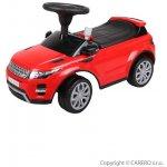 Bayo Odrážedlo Range Rover červené