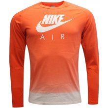 3c3c95fe29a Nike Air Apparel Orange White