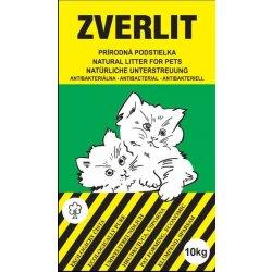Sirius MP Zverlit zelený hrubá Podestýlka kočka 10kg