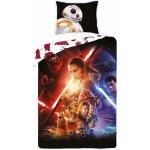 Halantex Povlečení Star Wars VII Síla se probouzí 140x200 70x90
