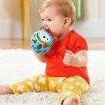 Skip Hop Explore & More Chrastítko do ruky - ježek
