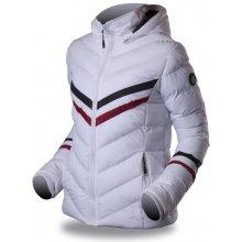Trimm Bella Stripes white dámská zimní bunda