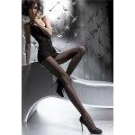 Fiore Dámské punčocháče 2ks Nina black