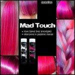 Subrina Mad Touch Gelová barva na vlasy Manic Pink 200 ml