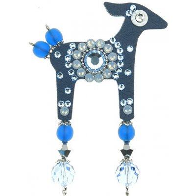 Deers malá modrá laň Robyn Nadace T. Kuchařové