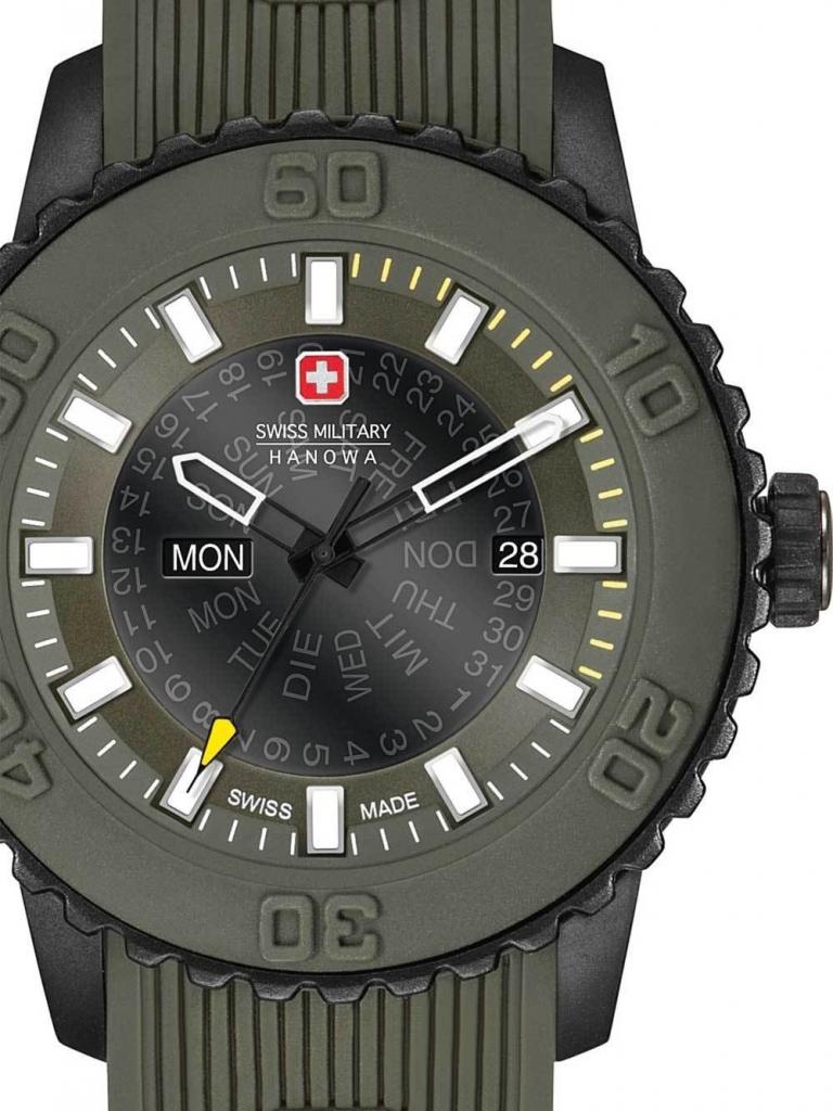 Specifikace Swiss Military Hanowa 06-4281.27.006 - Heureka.cz 8863292c409