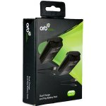 ORB Dual Charge and Play Kit Black Xbox 360