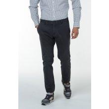 Gant Pánské Kalhoty GANT O1. REGULAR COMFORT SUPER CHINO černá
