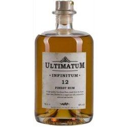 Rum Ultimatum Infinitum 12yo 0,7 l